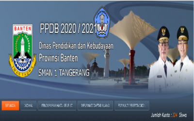 PPDB SMAN 1 TANGERANG 2020/2021